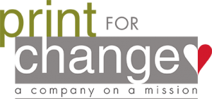 To learn more about Print for Change click the logo.